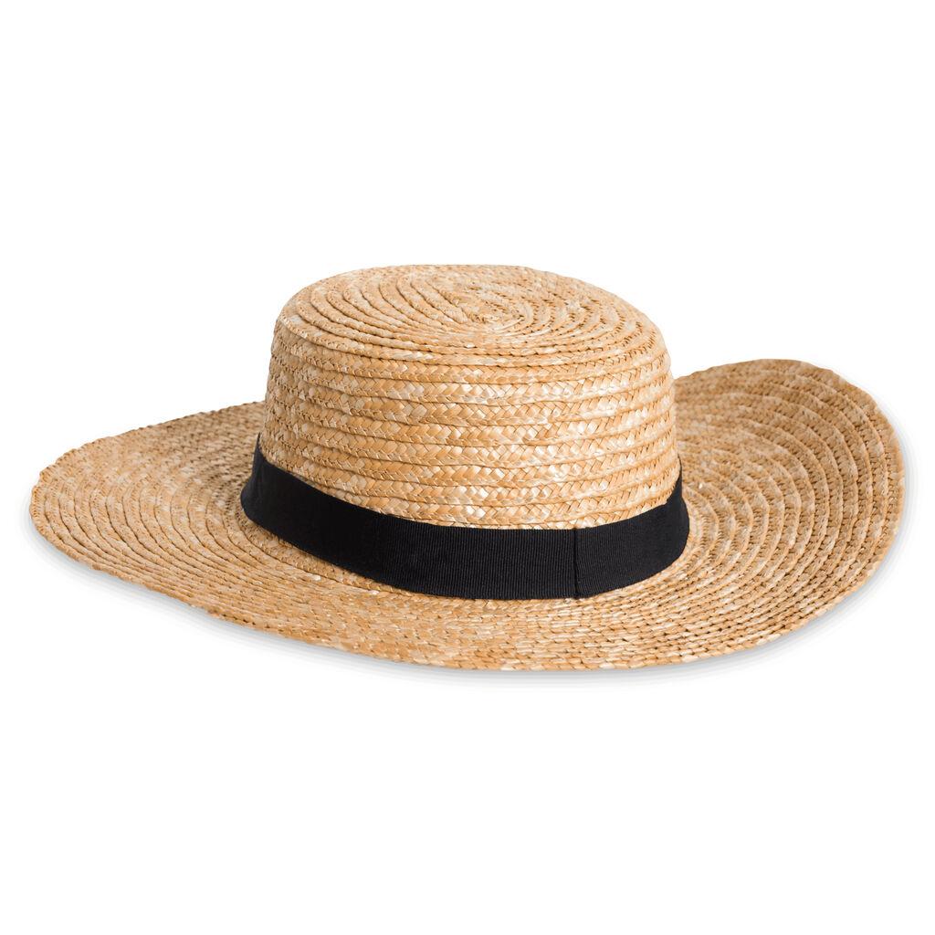 Auxiliary Straw Hat