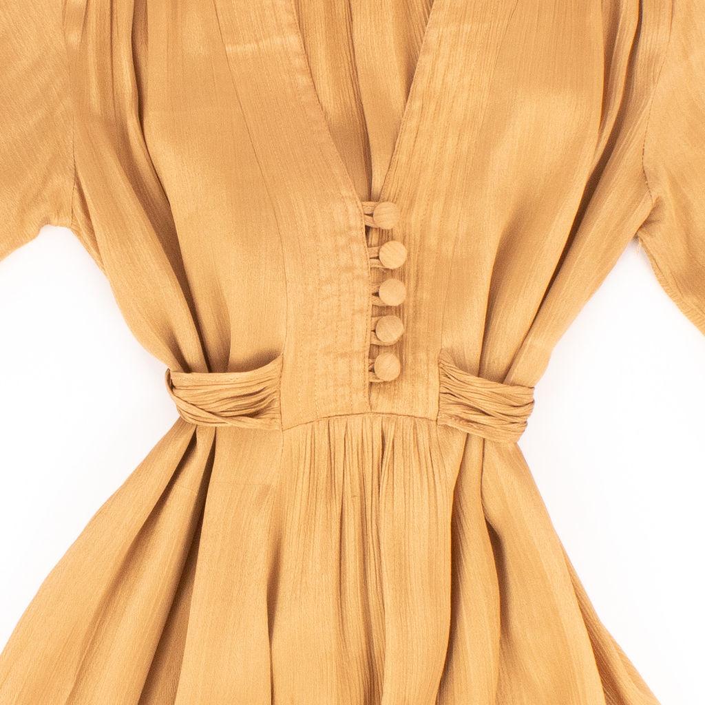 Hyesha Davar Vintage Maxi Dress