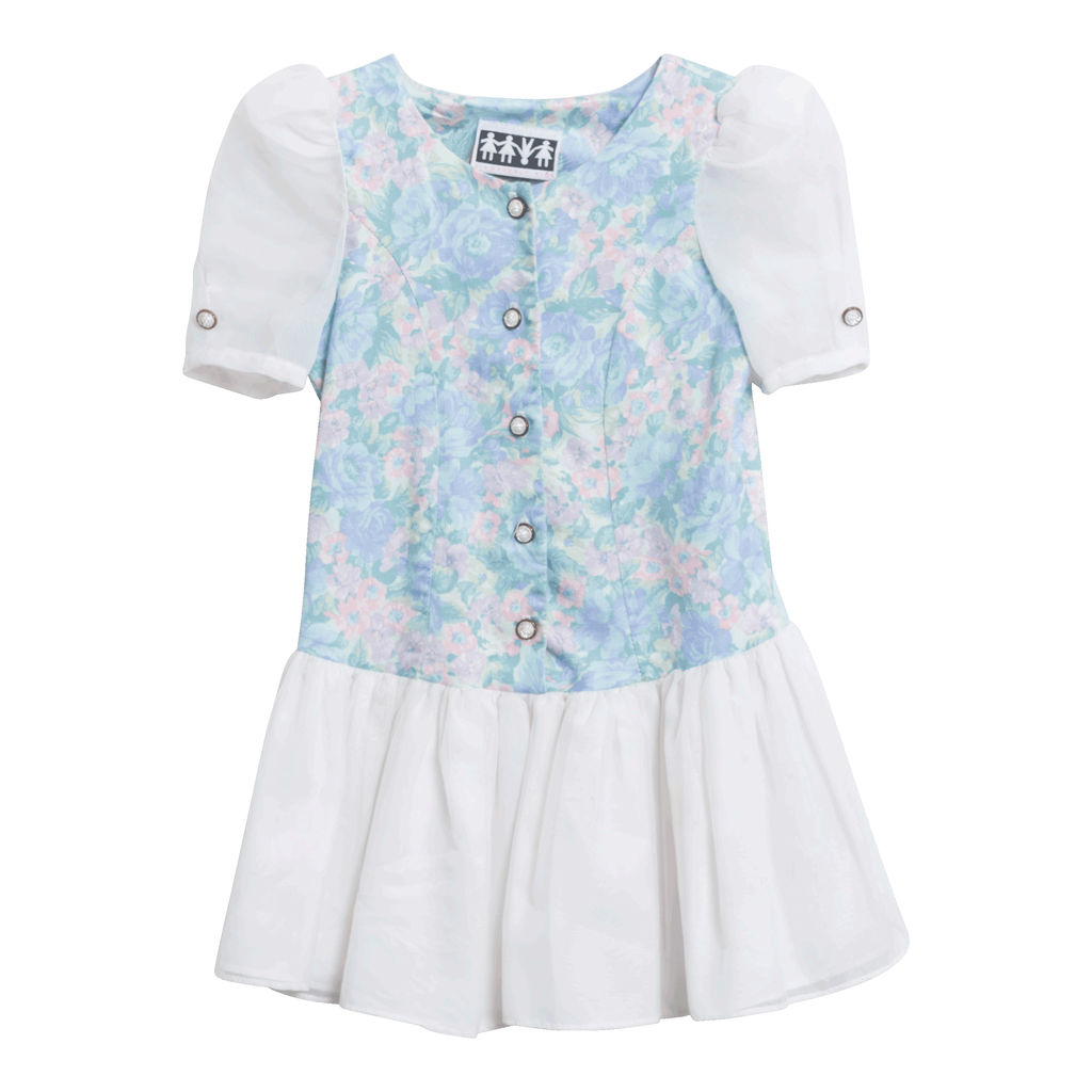 Disorderly Kids Floral Dress