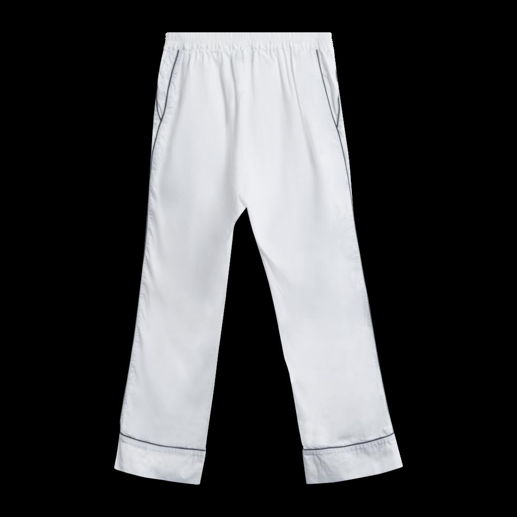 Sleeper Paper White Pajama Bottom