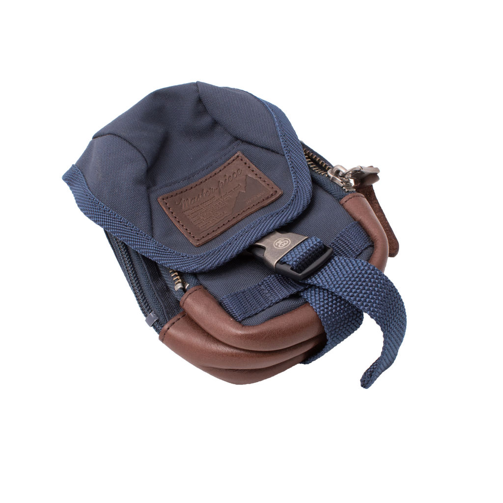 Stussy Deluxe Small Bag Navy