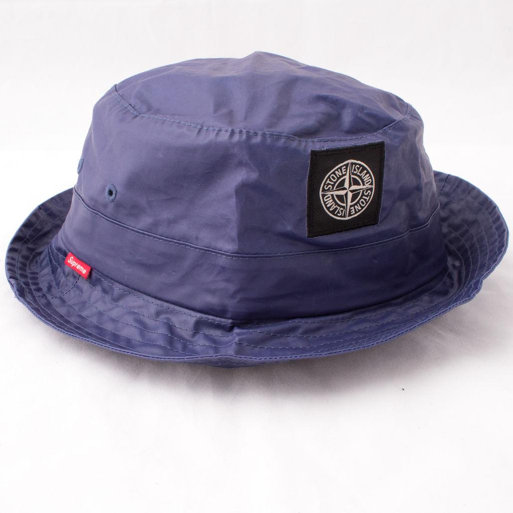 Supreme x Stone Island Crusher Hat