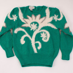 Vintage Mohair Knit Sweater curated by Erica Hass