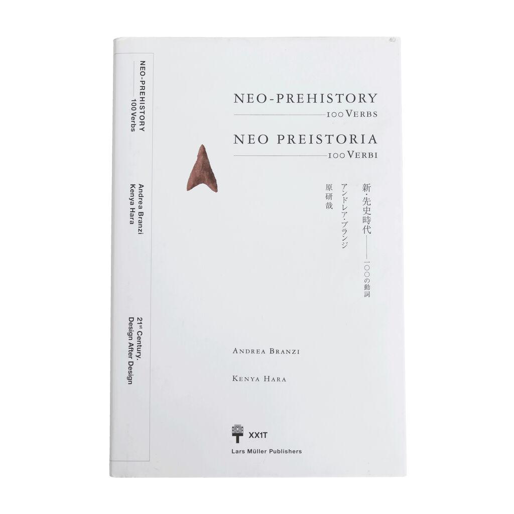 Neo-prehistory: 100 Verbs
