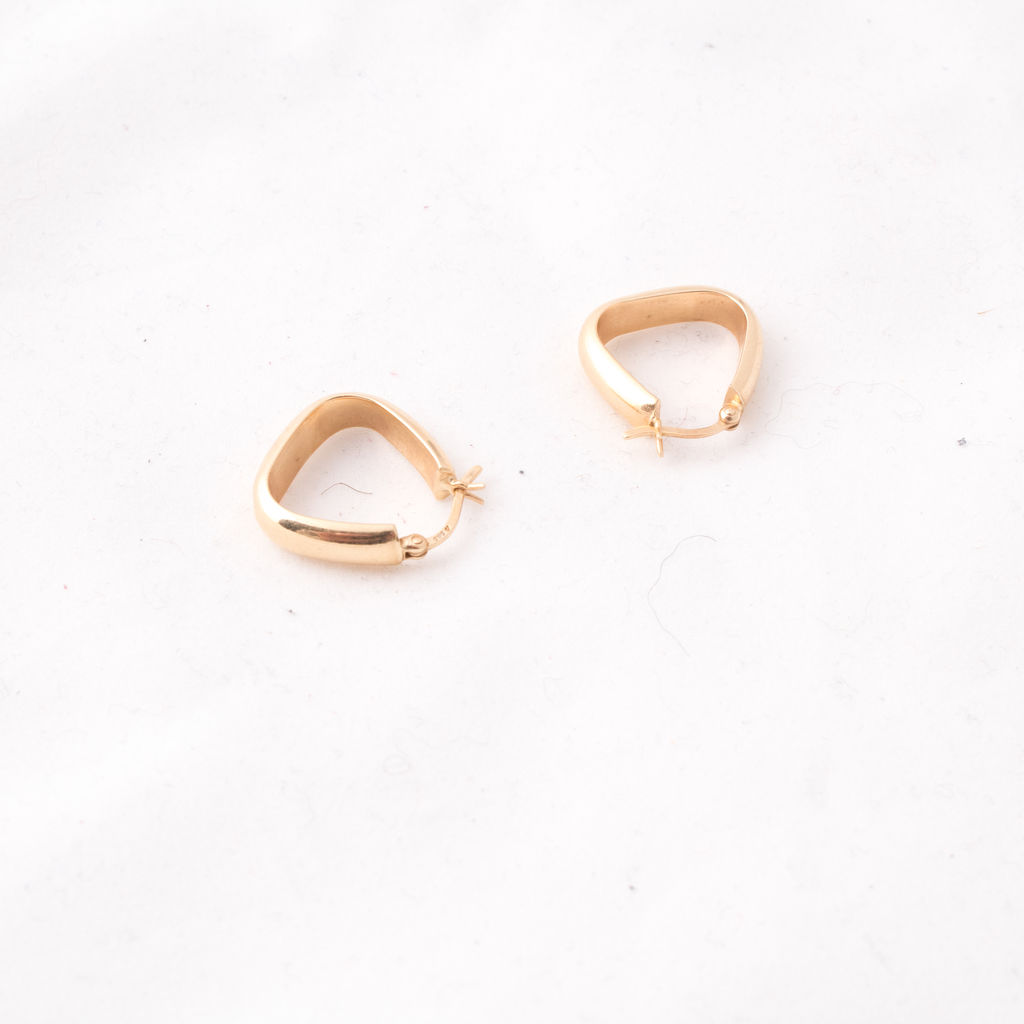 Mini Gold Earring