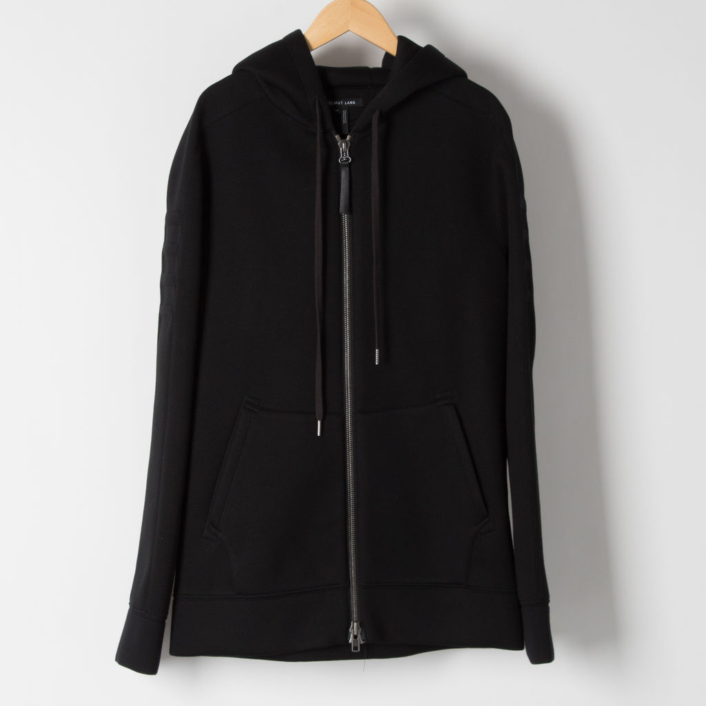 Helmut Lang Tape Zip Up