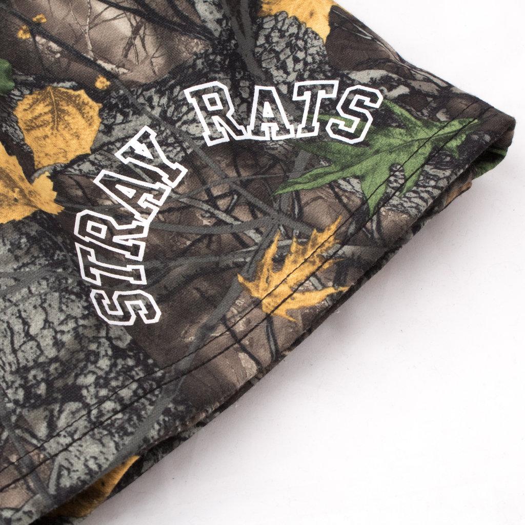 Stray Rats Varsity Camo Sweatshort