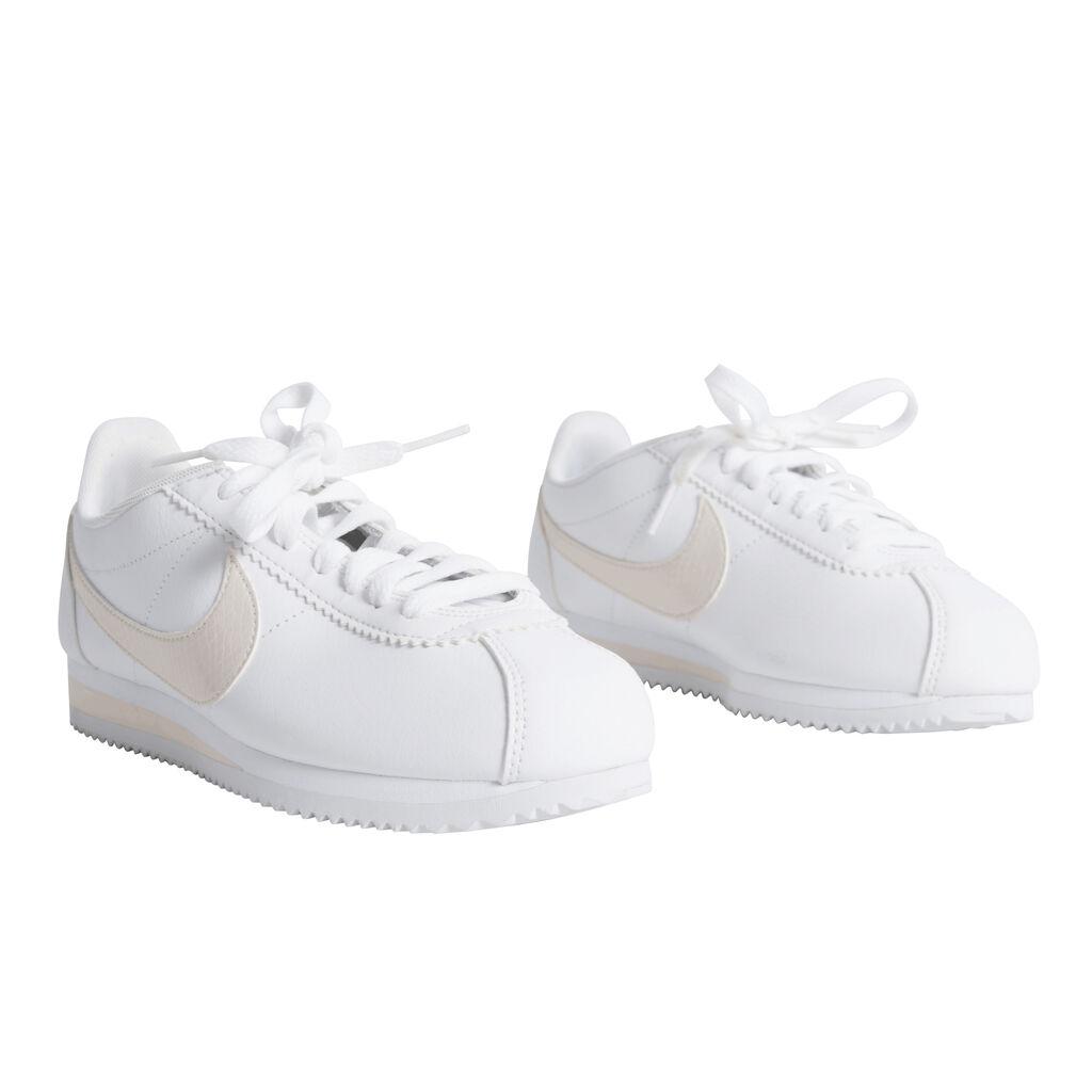 Nike Women's Classic Cortez Leather - White