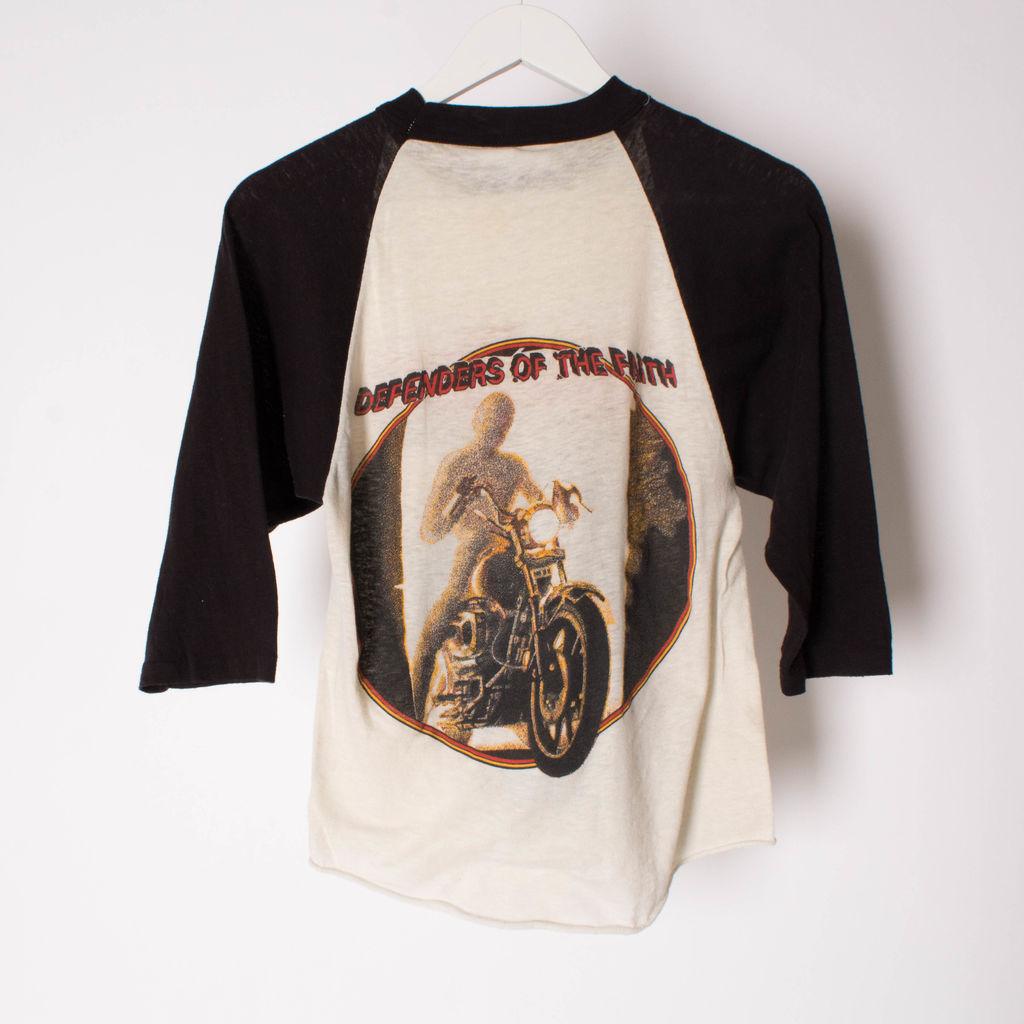 Vintage 1984 Judas Priest Defenders of the Faith T-Shirt