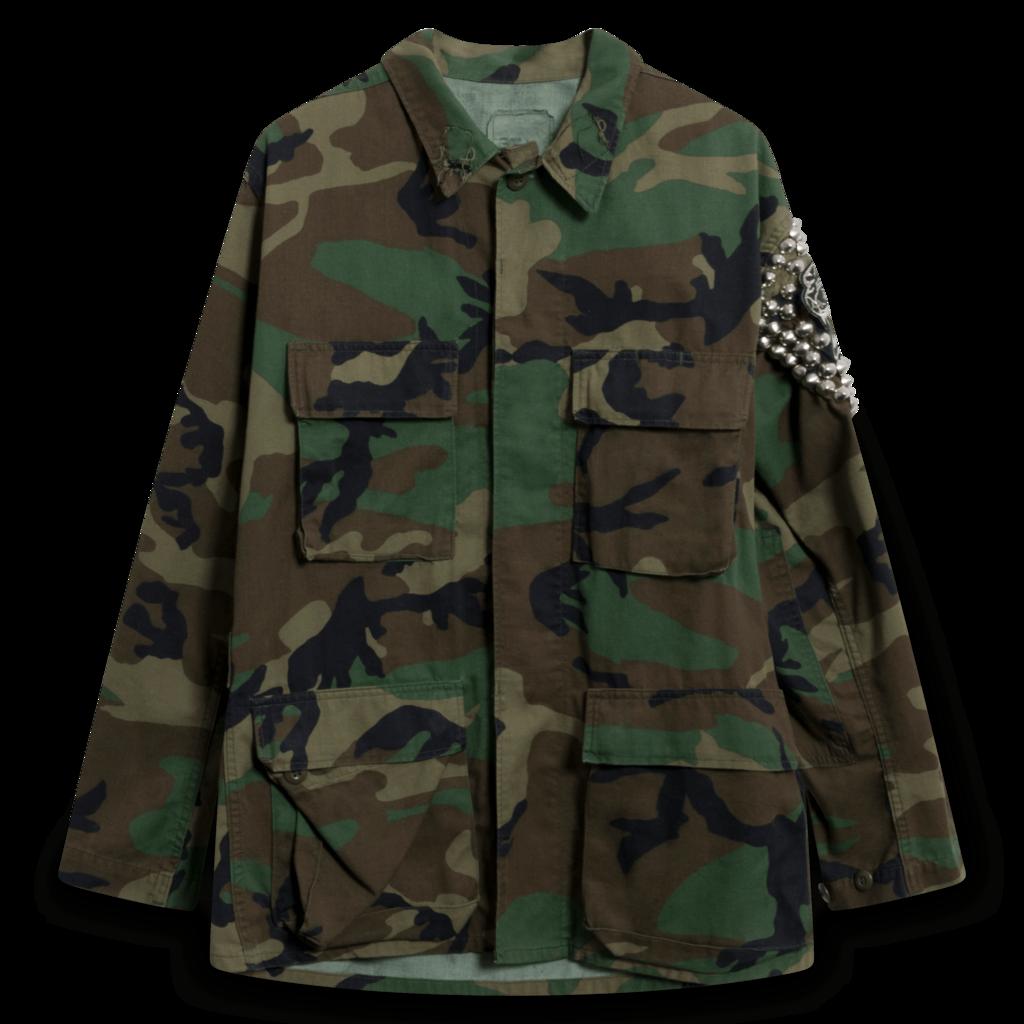 Creative Violence Camo Jacket