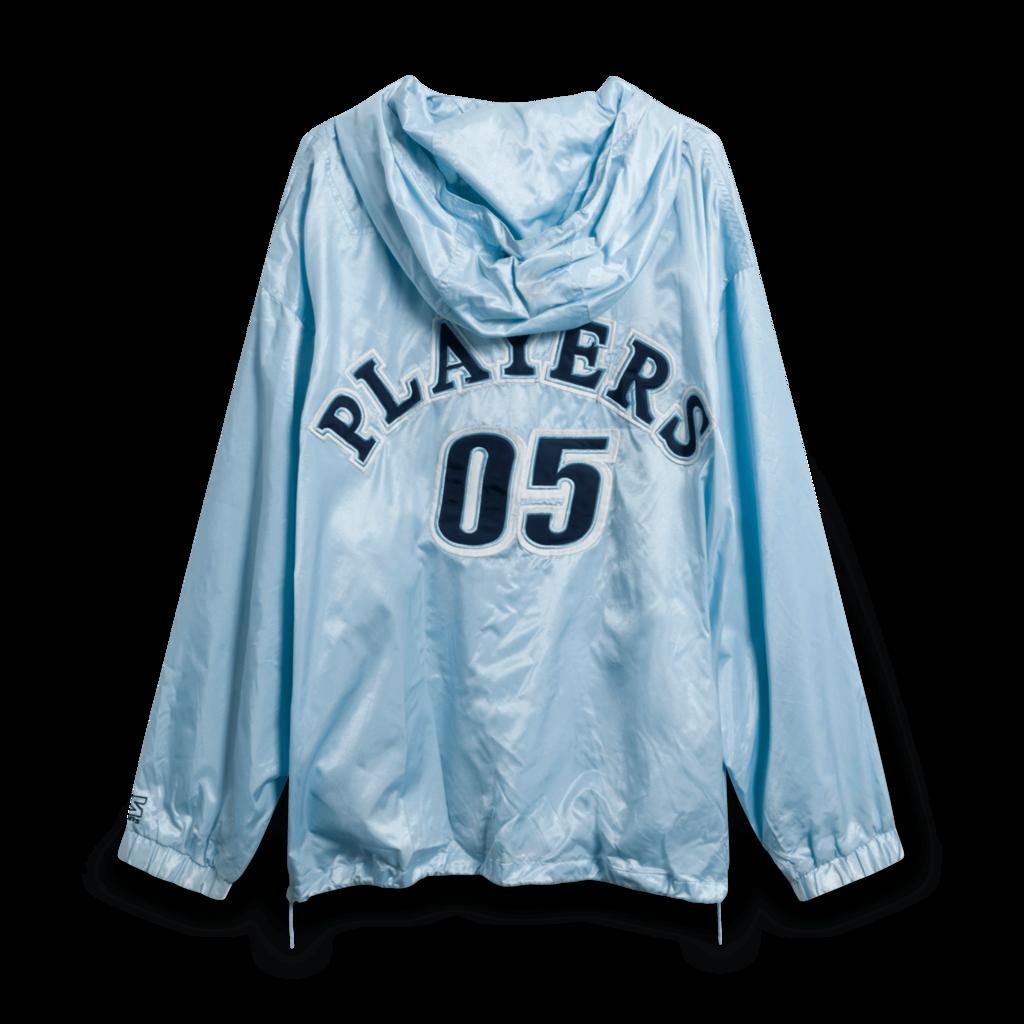 Ice Blue Starter Jacket
