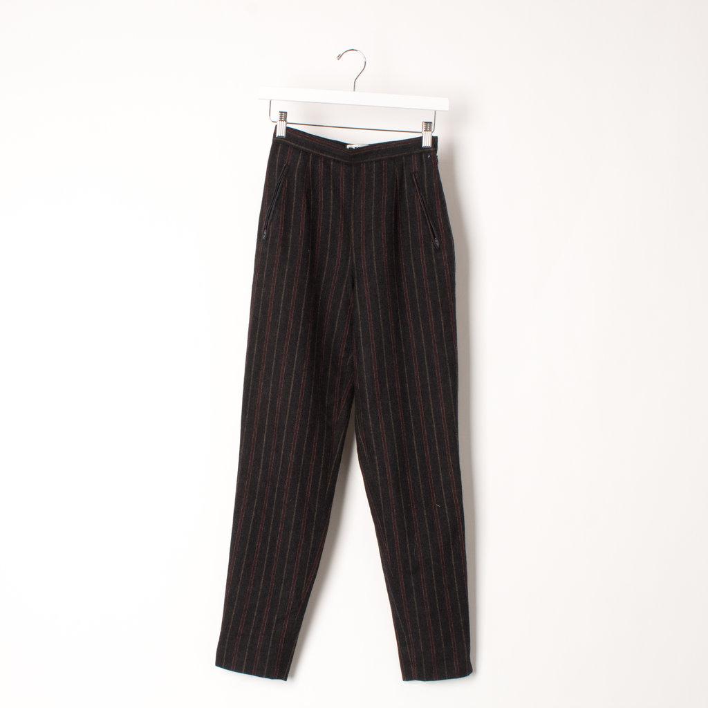DKNY Vintage Stripe Trouser