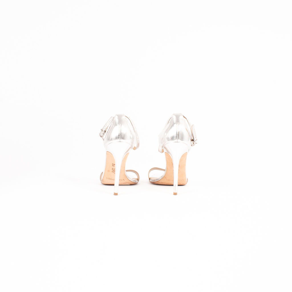 Via Spiga Leesa Open Toe Leather Sandals