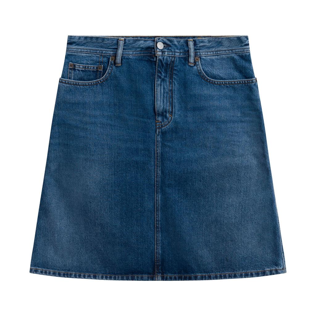 Bla Konst Acne Studios Denim Skirt
