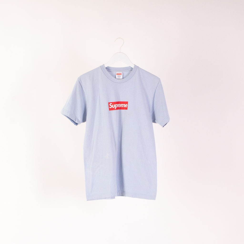 Supreme 20th Anniversary Box Logo Tee