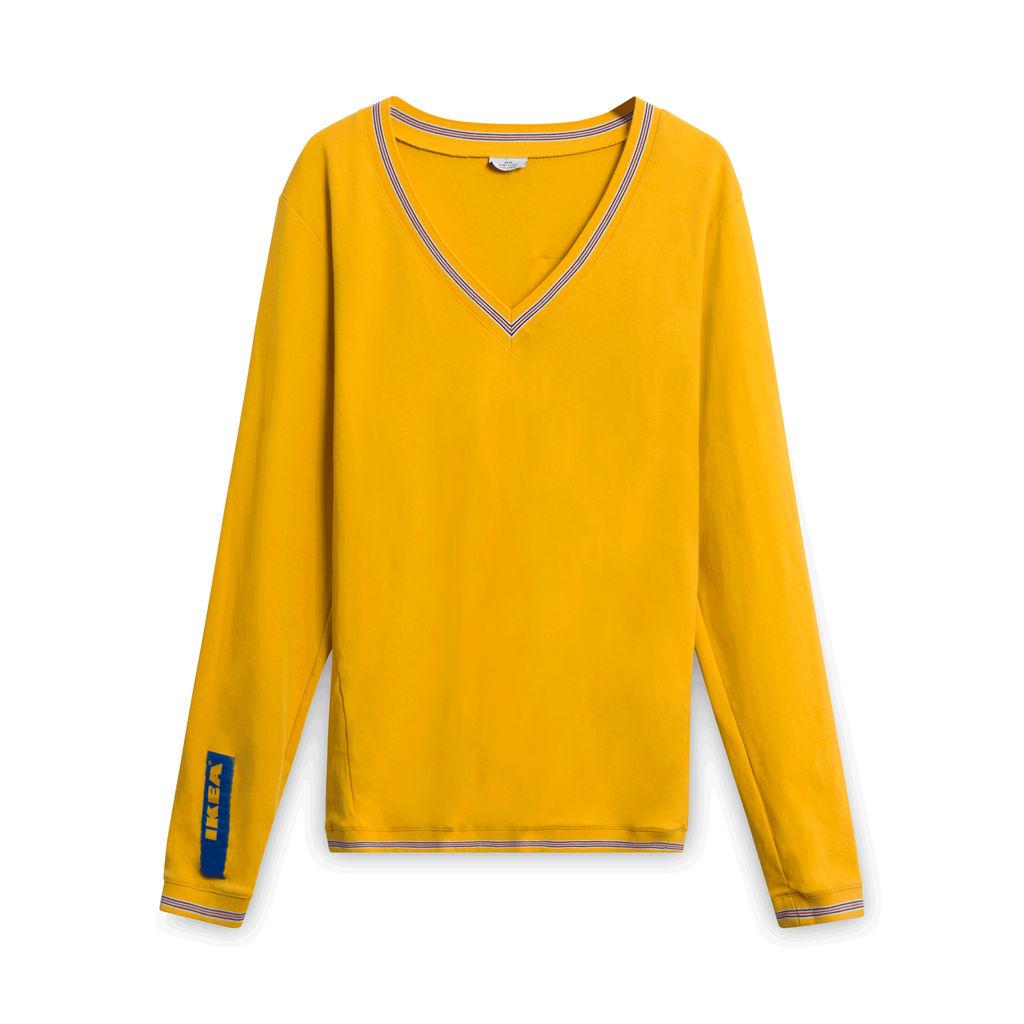 Vintage IKEA Uniform Sweater - Darker Yellow