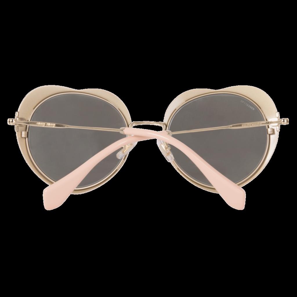 Miu Miu Heart Sunglasses