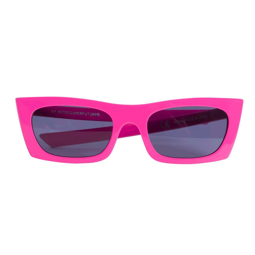 Retrosuperfuture Super Fred Sunglasses - Pink