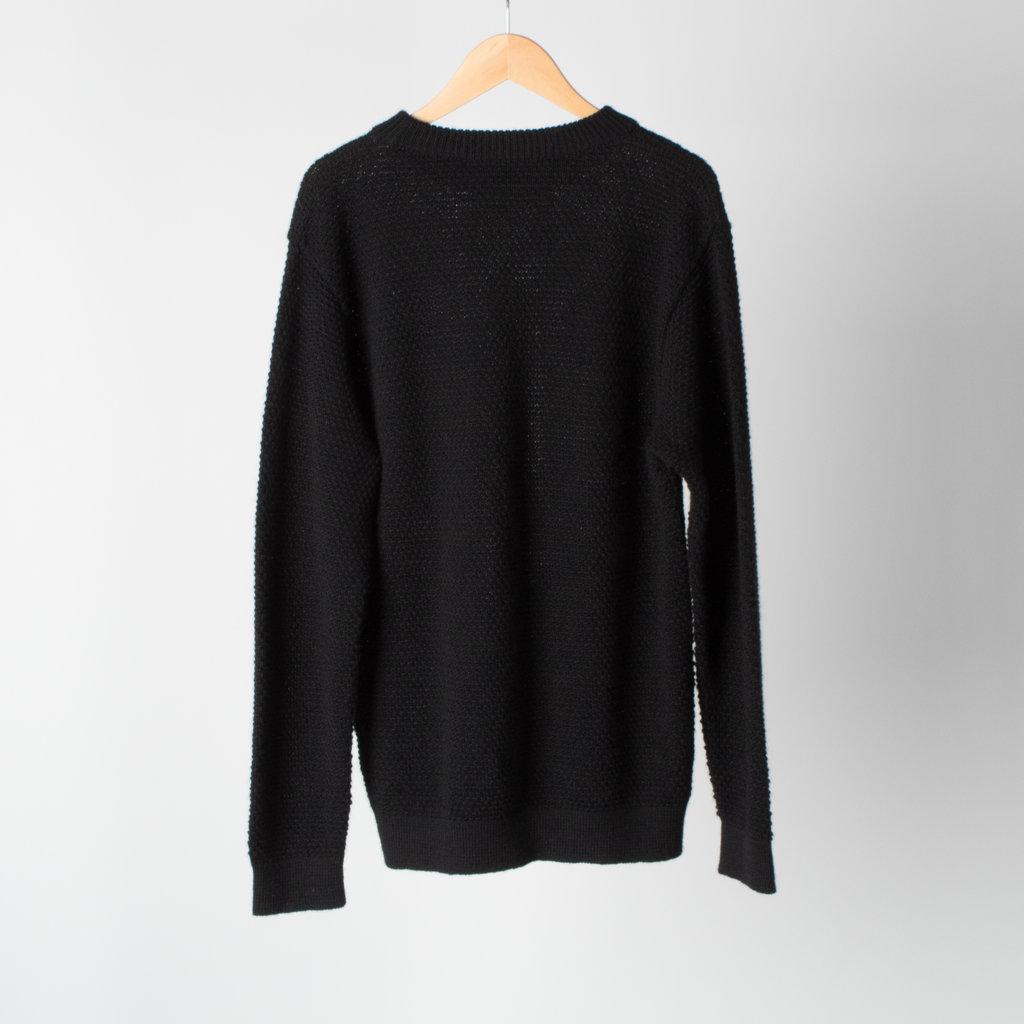 Patrik Ervell Alpaca Knit Pocket Sweater curated by Matthew Hwang