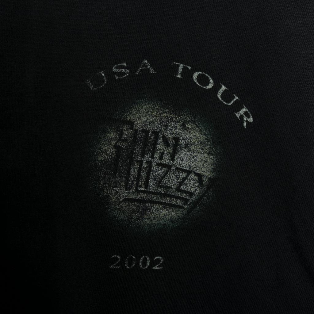 Thin Lizzy Tour Tee 2002