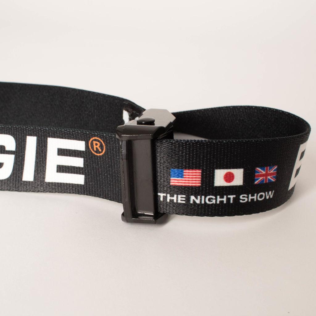 Boogie Night Show Belt