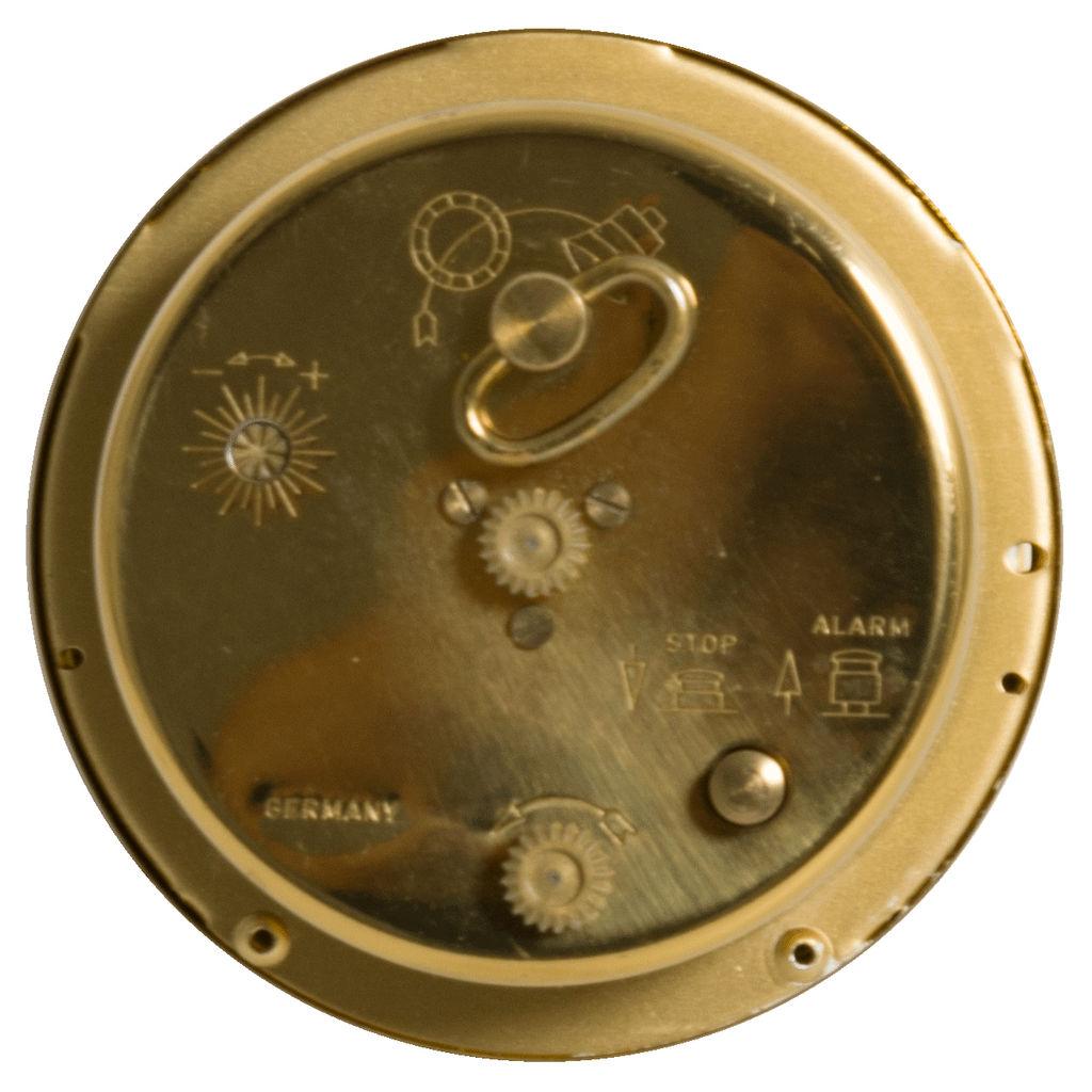 Vintage Bulova Clock and Alarm