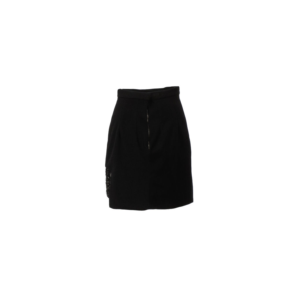 Azeeza Embellished Mini Skirt