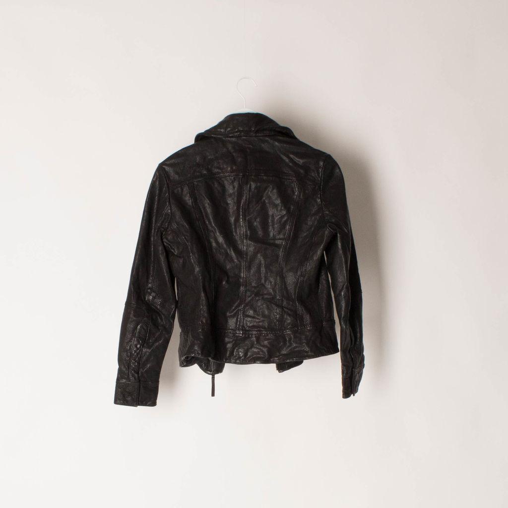Allsaints Belvedere Leather Jacket