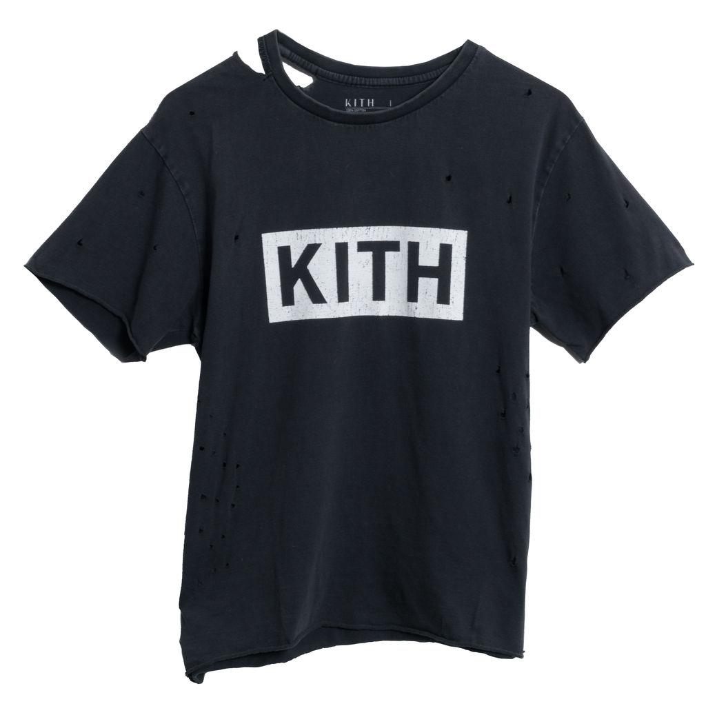 Kith Distressed T-Shirt