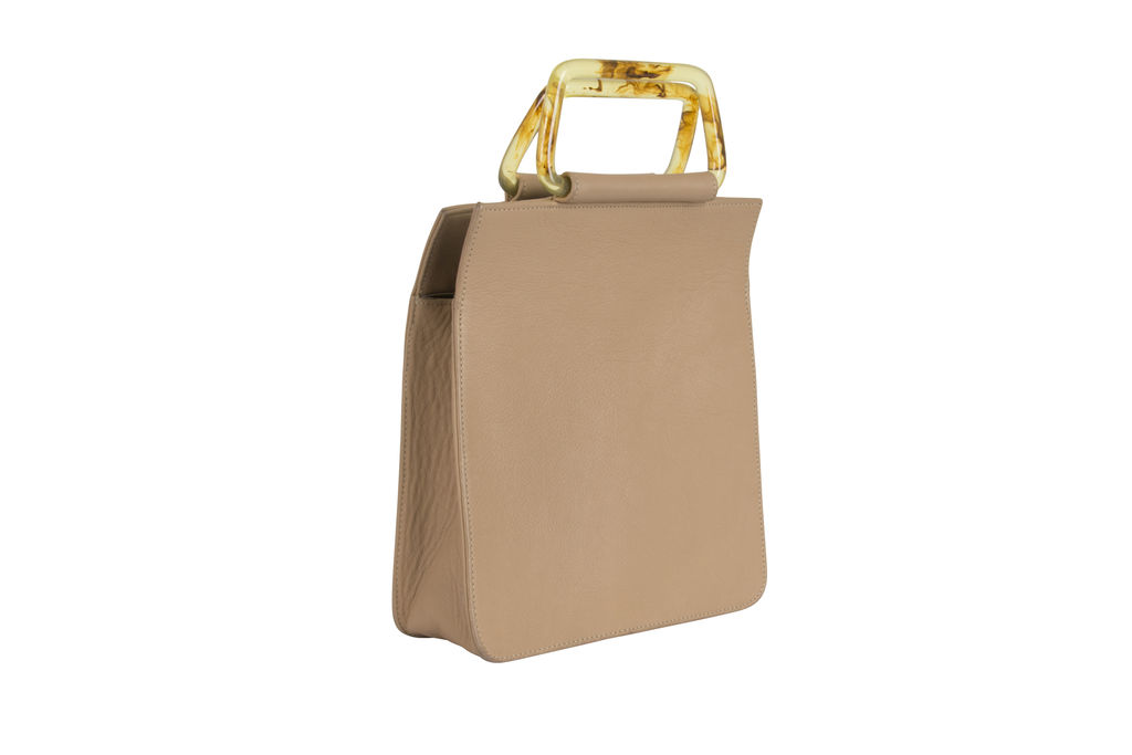 Clyde Tortoise Rectangle Bag