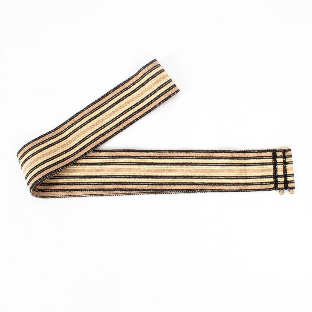 Missoni Striped Belt
