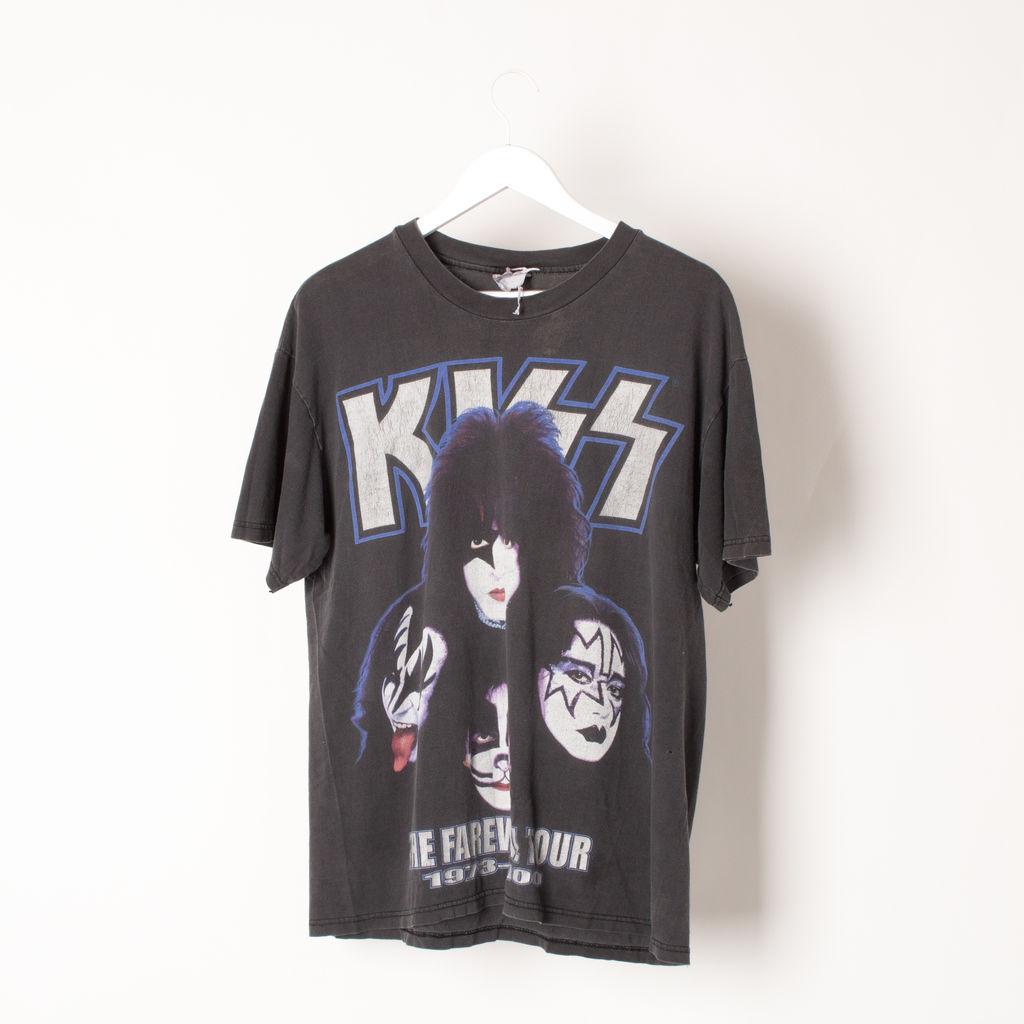 Vintage Kiss Tour Tee