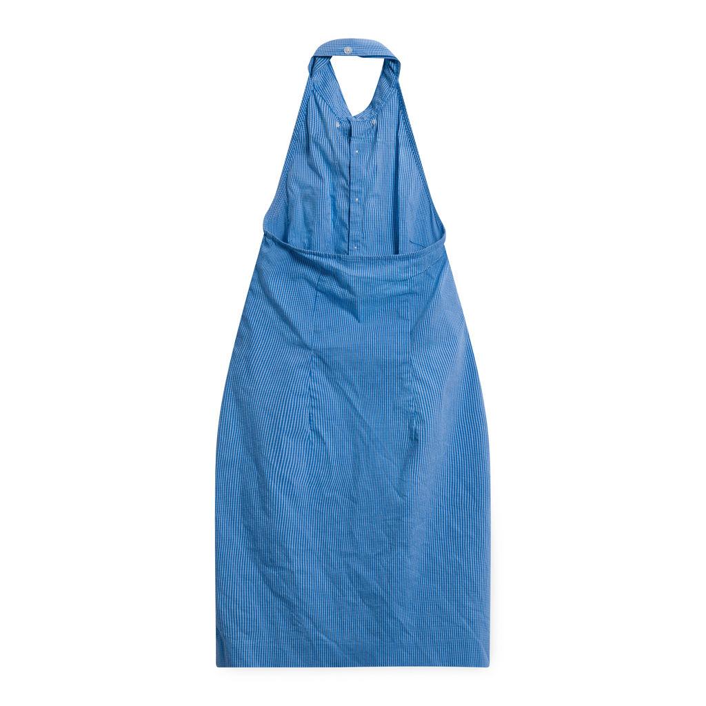 Ralph Lauren Collared Sleeveless Dress