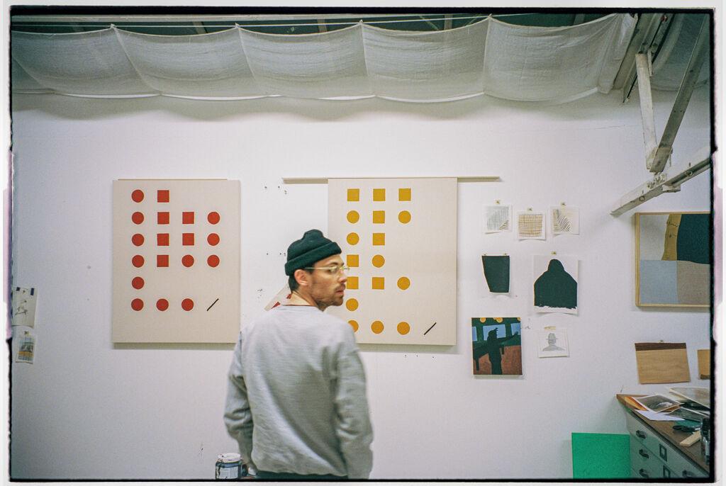 In Studio with Ethan Caflisch