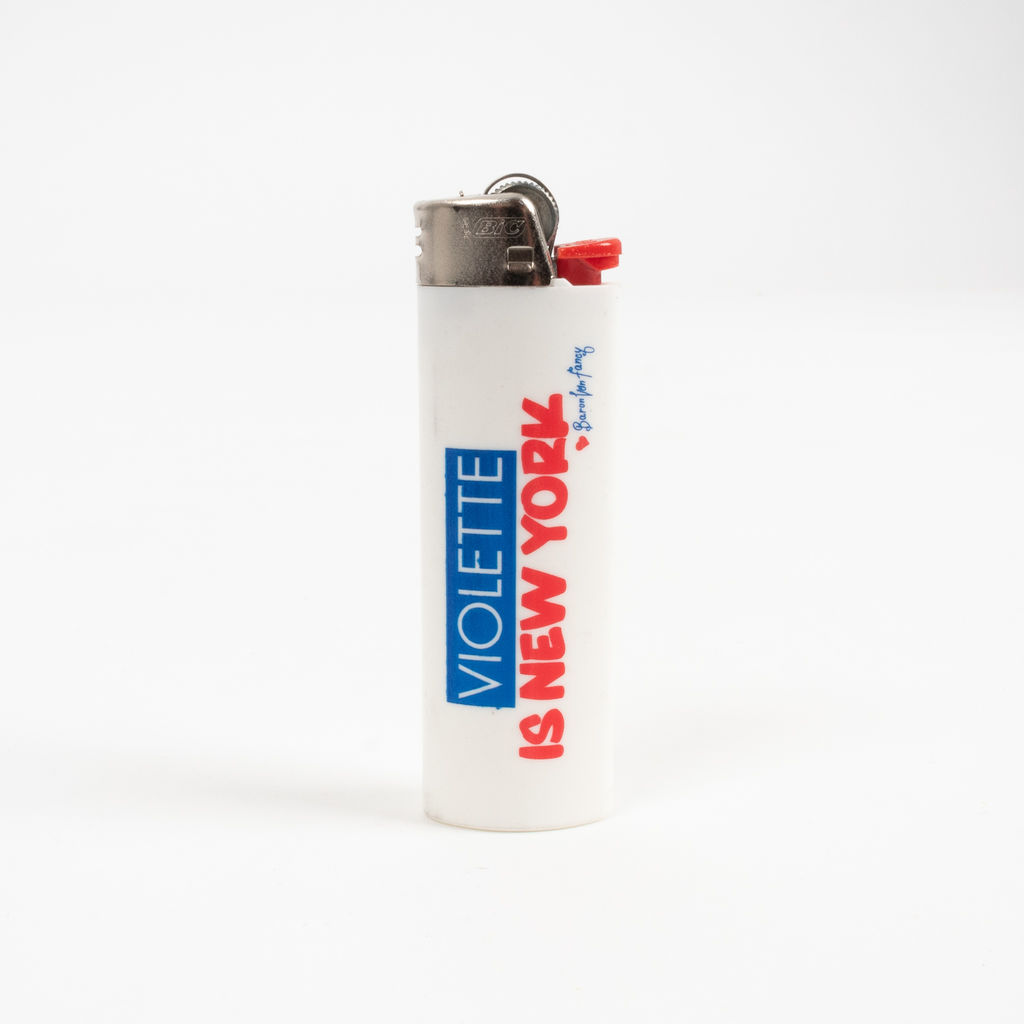 Violette New York x Baron Von Fancy NYC Lighter