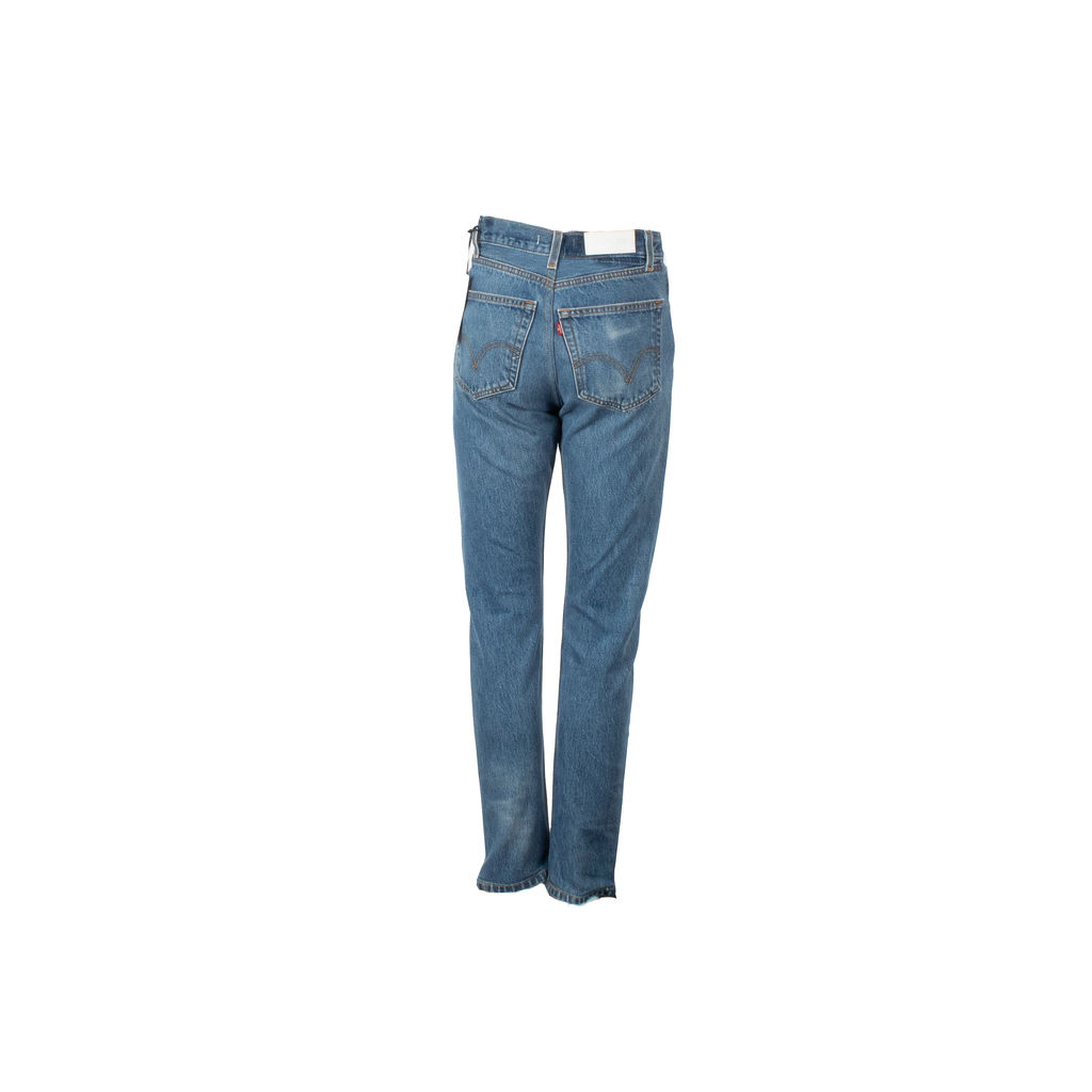 Re/Done Levi's Straight Leg Jeans
