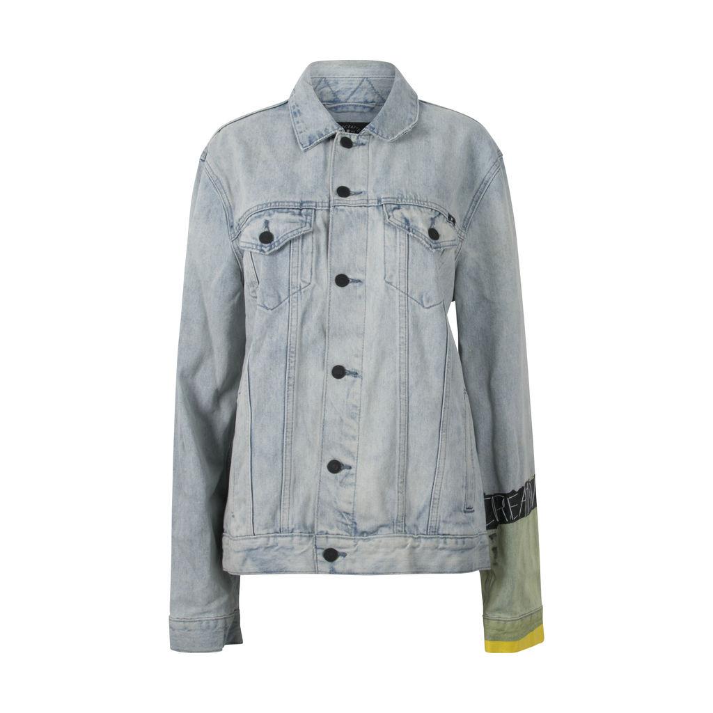 Creative Violence Denim Jacket