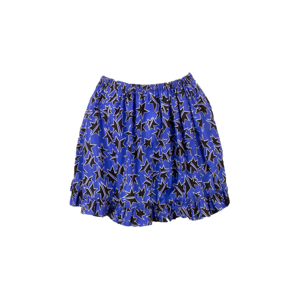 Miu Miu Star Patterned Skirt