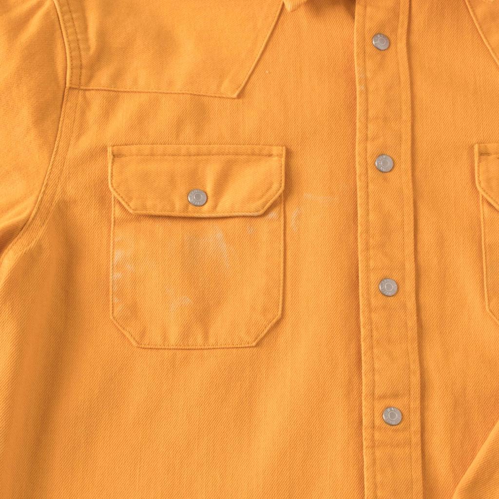 Calvin Klein Jeans Western Denim Shirt curated by Sami Miro