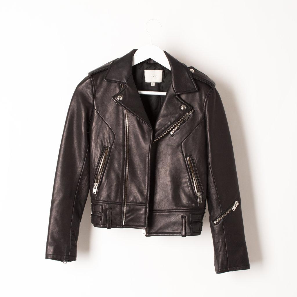 Iro Leather Moto Jacket