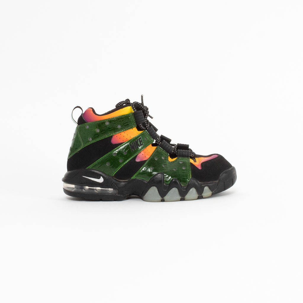 Nike Air Multicolored Platform Sneakers