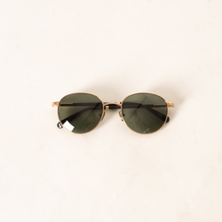 The Row Aviator Sunglasses curated by Olivia Lopez