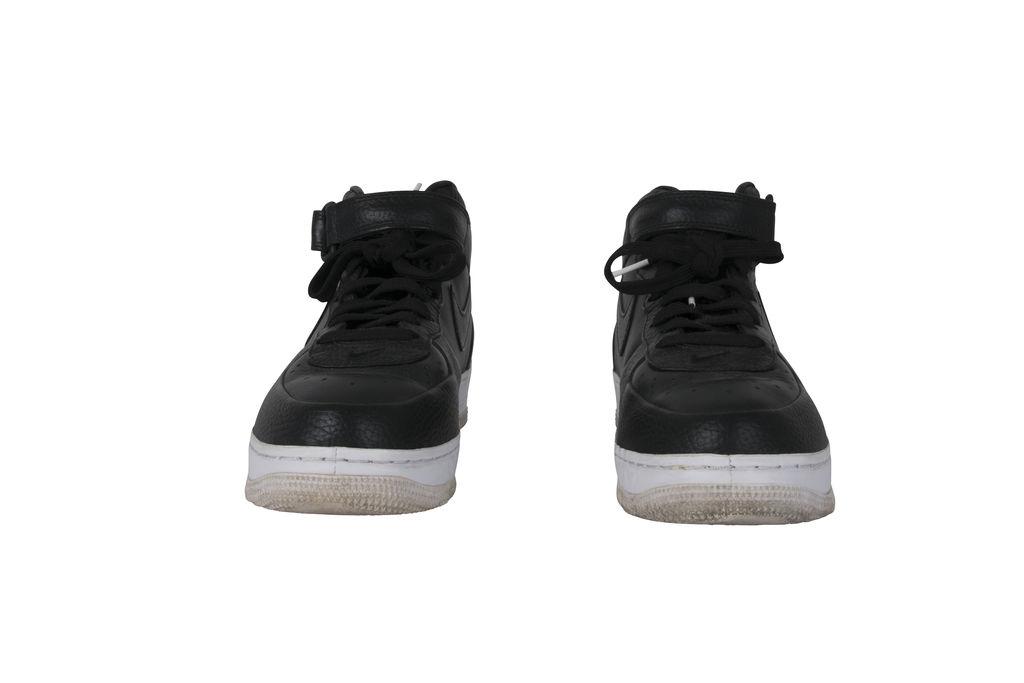 """NikeLab Air Force 1 Mid """"Black"""""""