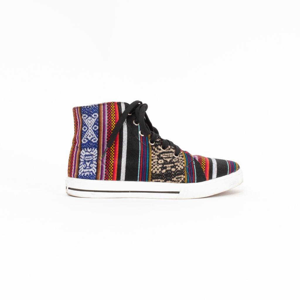Inkkas Spectrum High Top Shoe