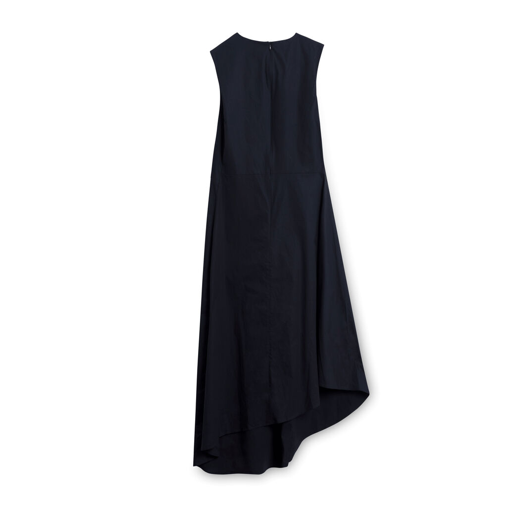COS Zipper Dress - Black