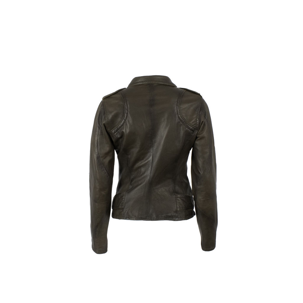 S.W.O.R.D Novara Leather Jacket
