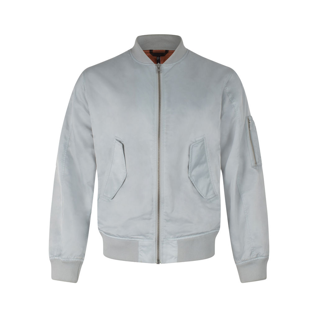 BLK DNM Men's Baby Blue Bomber