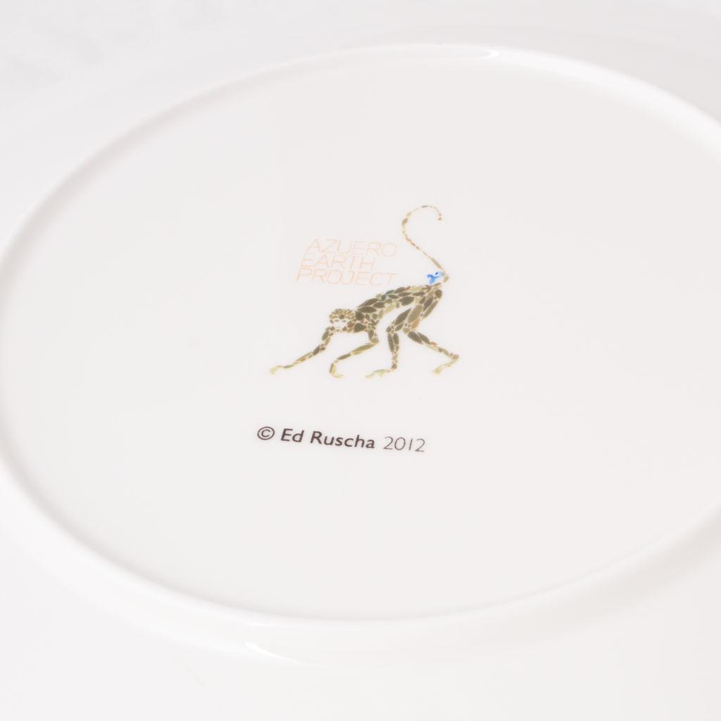 Artist for Azuero Plate Set