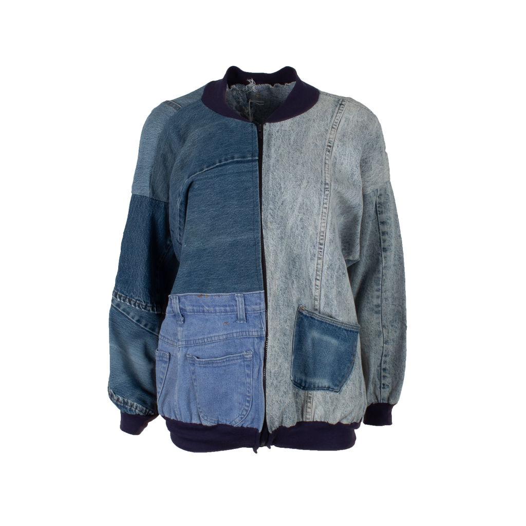 Goodbye Heart Denim Jacket