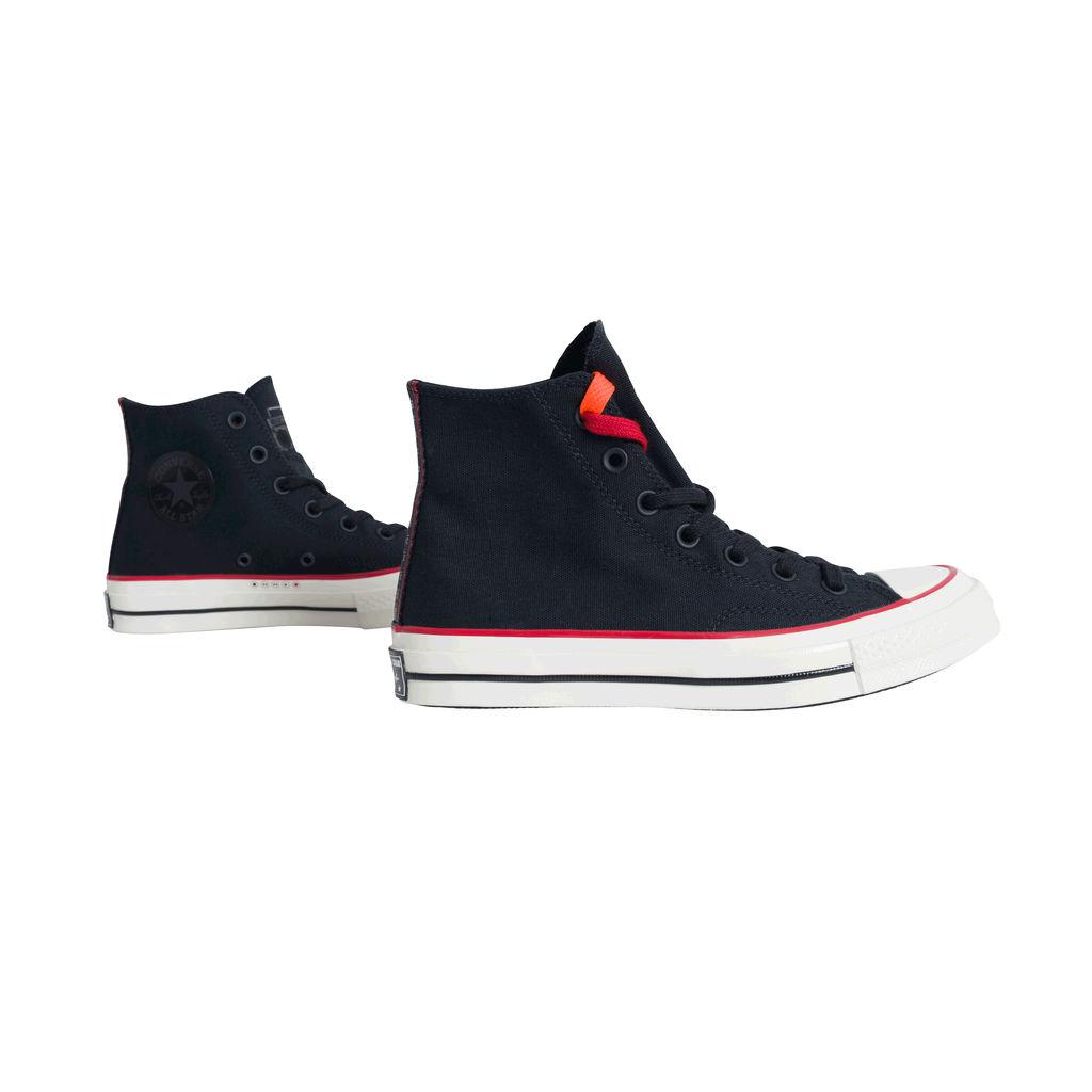 Converse All-Star 1993 Bascom Black Canvas Shoes